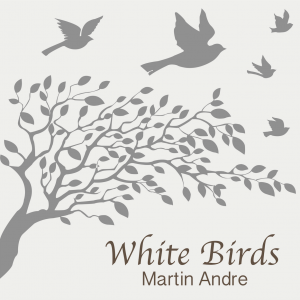 martin andre - white birds