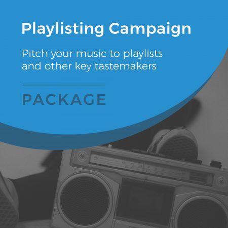 Playlisting Campaign