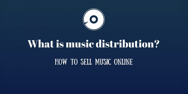 what is music distribution