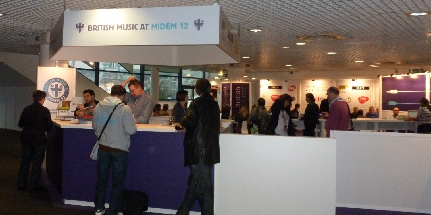A Round-Up of Midem 2012