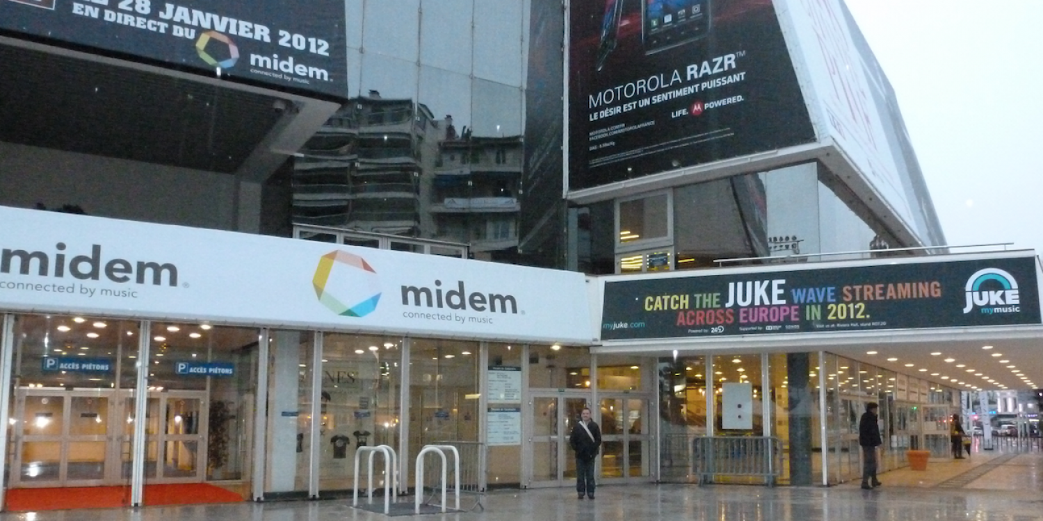 Heading to Midem for the Sixth Year