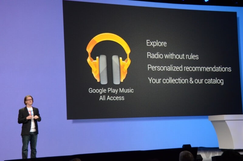 Google Play All Access
