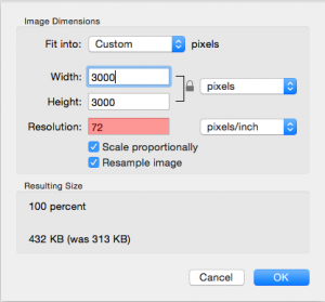 3 Ways To Correct Your Artwork Size