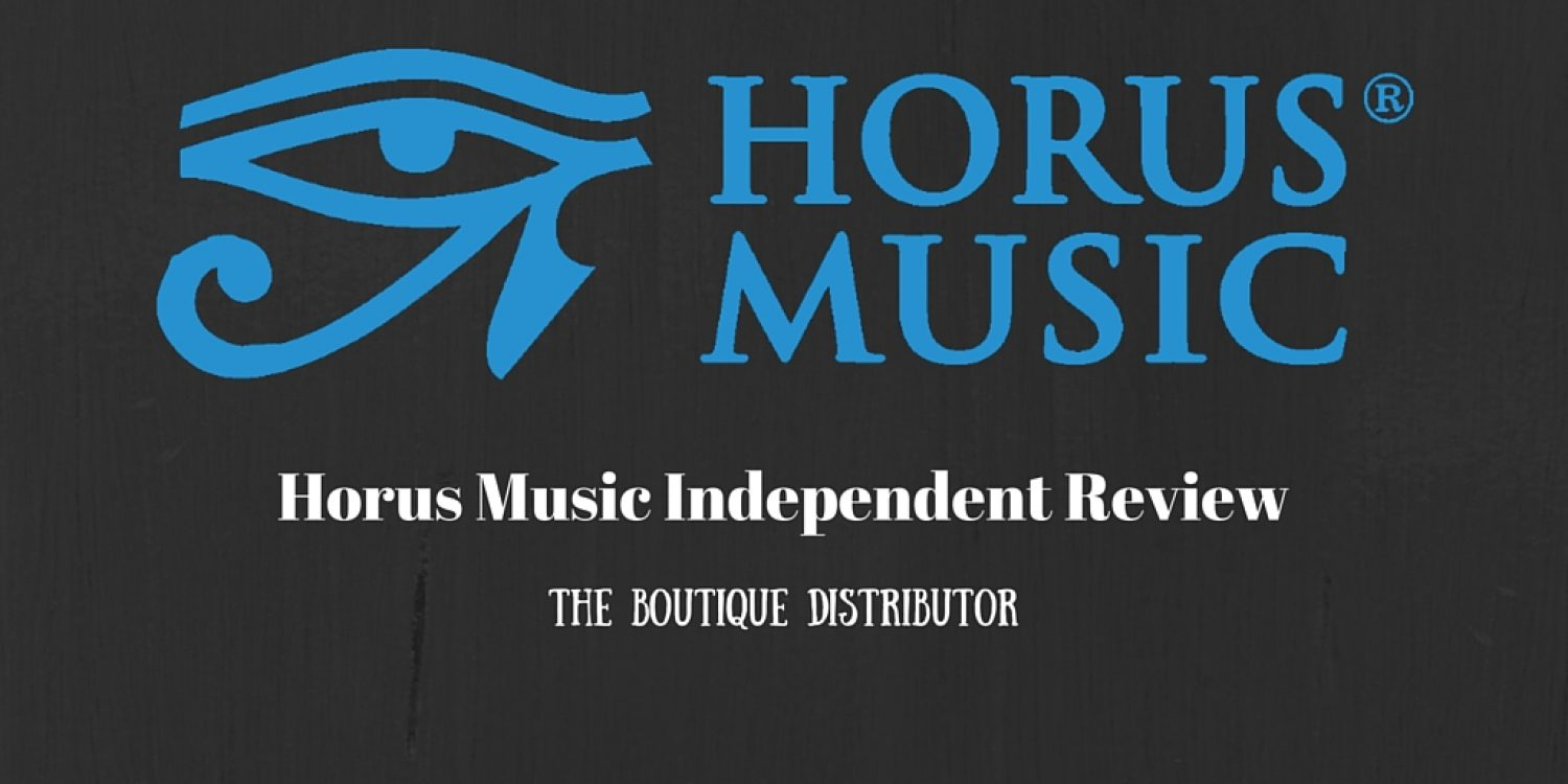 Horus Music Review: The Boutique Distributor