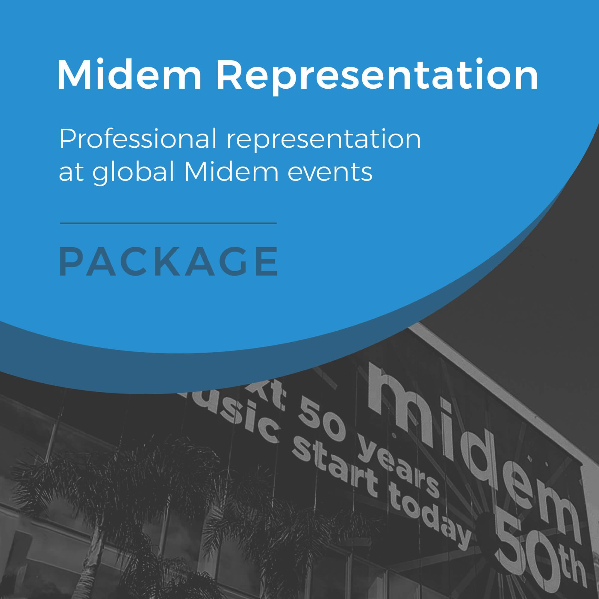 Midem Representation