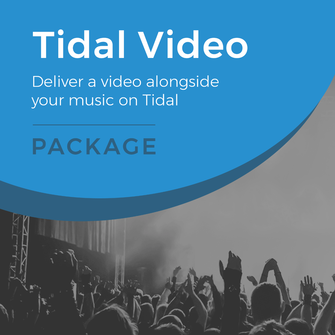 Tidal video distribution