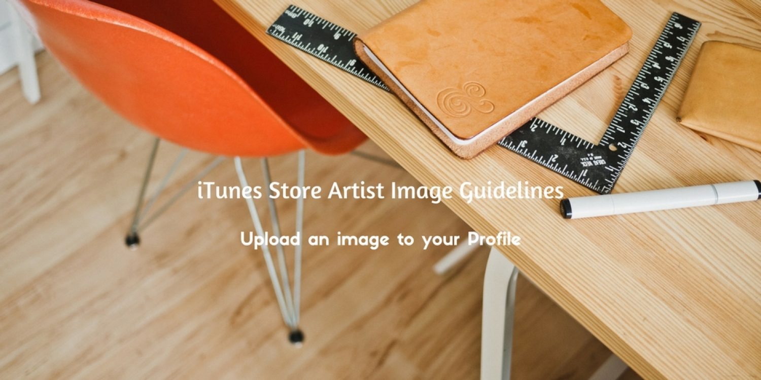 iTunes Store Artist Image Guidelines