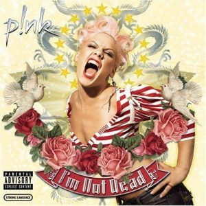 PINK - I'm not dead album artwork
