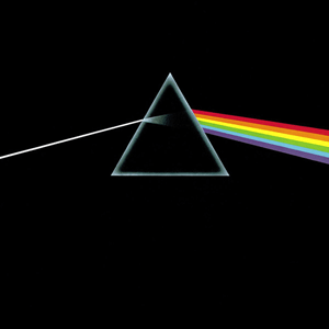 Pink Flloyd - Dark Side of the Moon album artwork