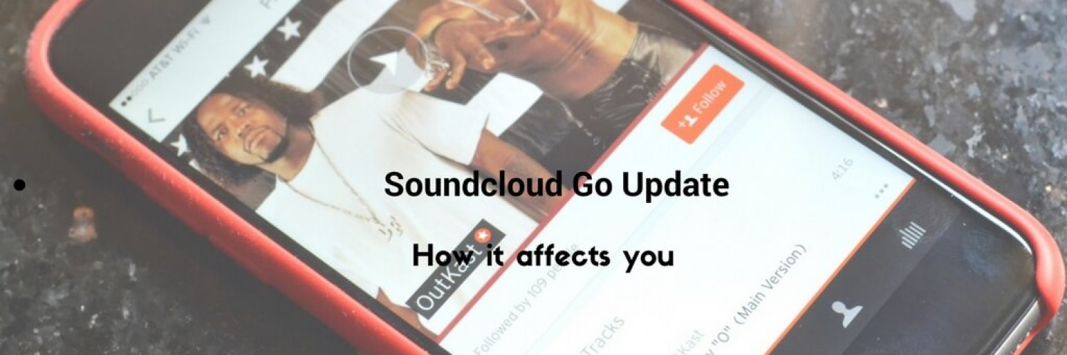 Soundcloud Go Update