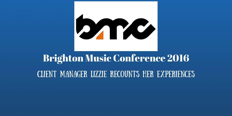 Brighton Music Conference 2016