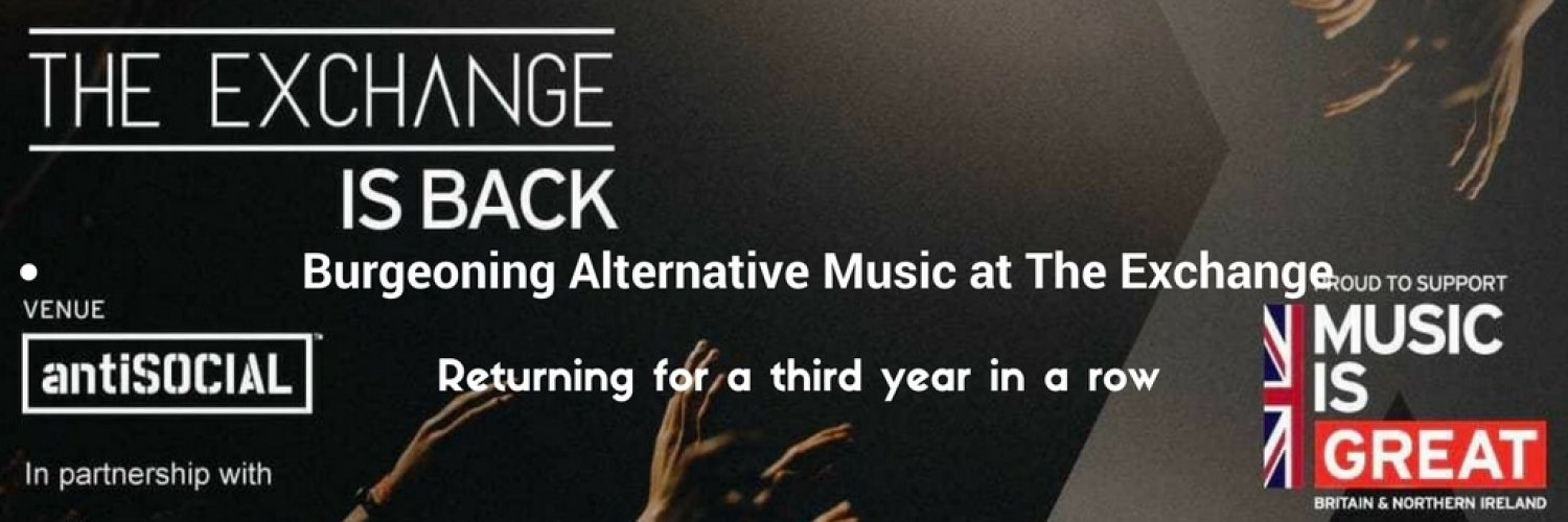 Burgeoning Alternative Music at The Exchange