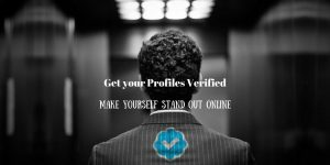 Get your Profiles Verified