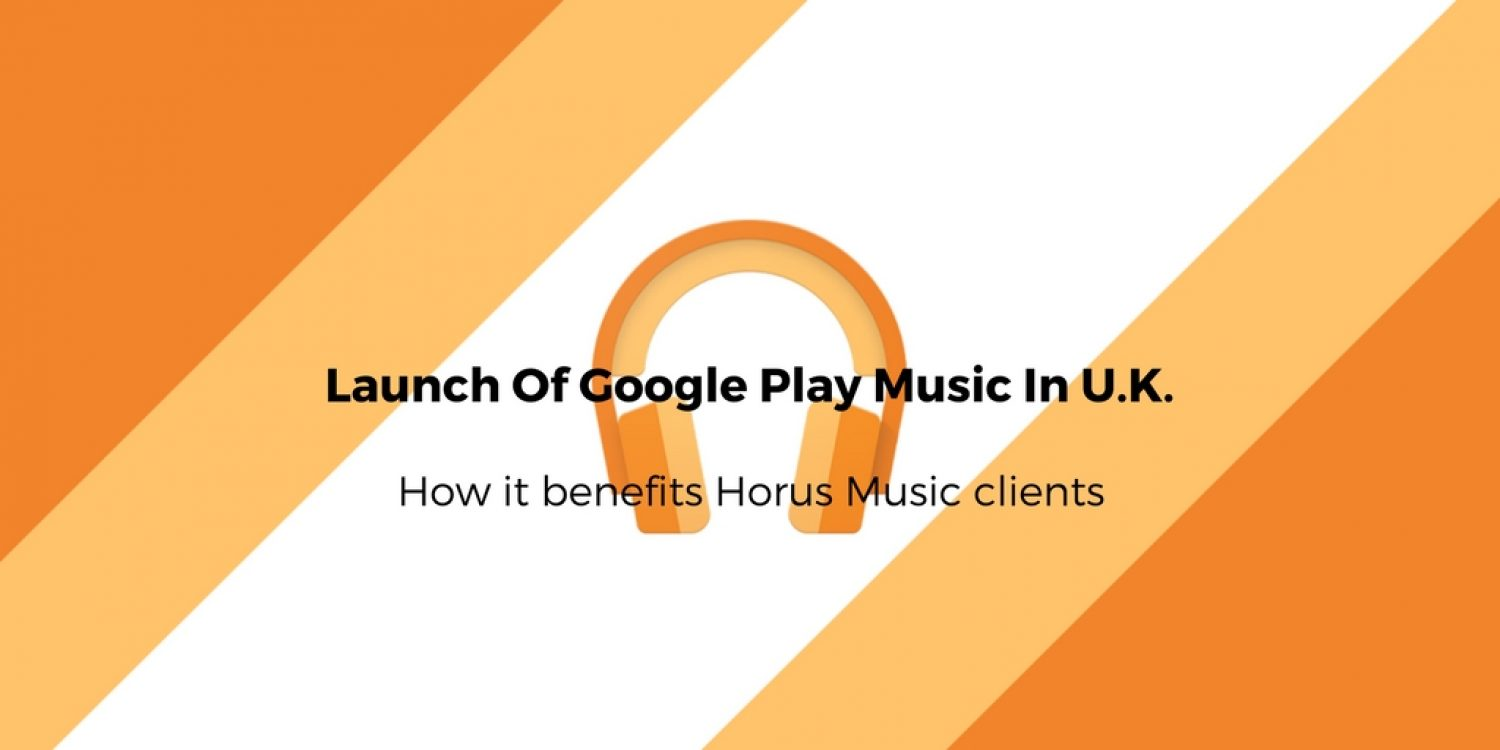Horus Music Artists Benefit From Launch Of Google Play Music