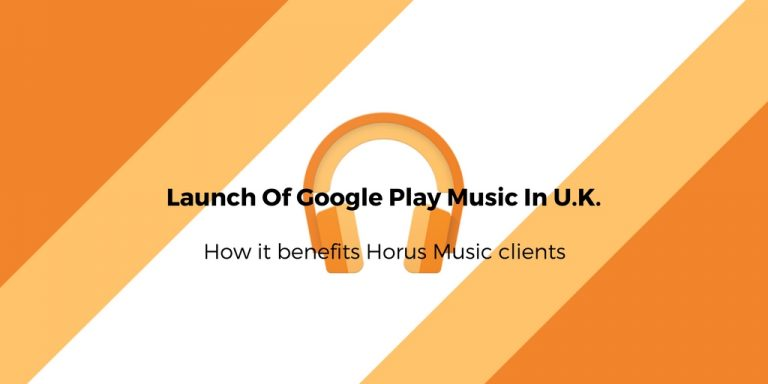 Horus Music Artists Benefit From Launch Of Google Play Music In U.K.