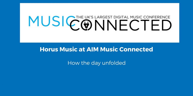 Horus Music at AIM Music Connected