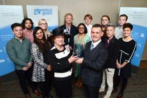 Horus Music Queens Award for Enterprise