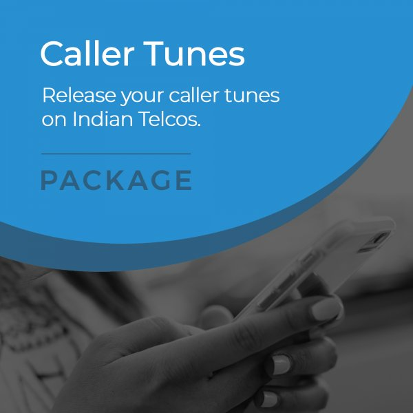 Release your caller tunes on Indian Telcos.